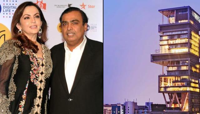 印度富豪超越马云 和妻子相爱35年惹人羡