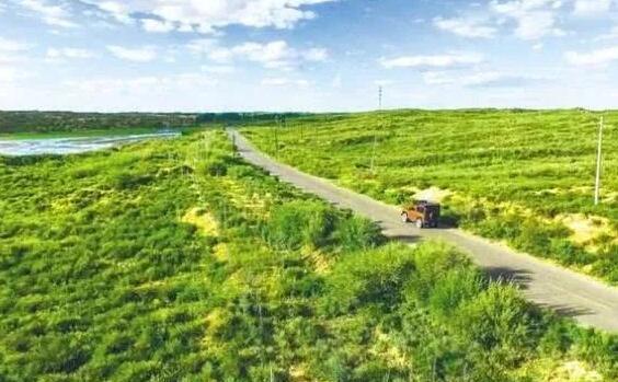 毛乌素沙漠即将从陕西版图消失 具体详情是怎样的