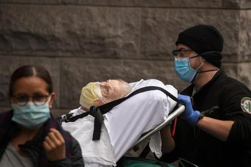 全球新冠死亡超19万 全球新冠肺炎确诊病例超270万例