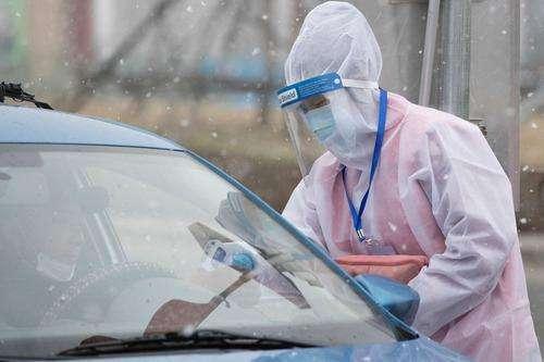 黑龙江新增3例本地确诊病例 本土无症状感染者8例