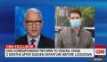 CNN记者时隔三个月重返武汉 在武汉给美国民众科普健康码