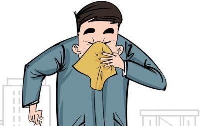 感冒戴口罩入法规 6月1日起施行