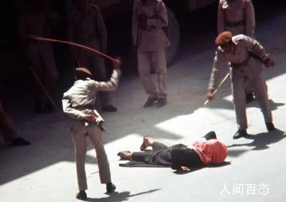 沙特宣布废除鞭刑 改为其它惩罚手段