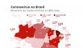 巴西新冠确诊超6万 面临疫情和经济低迷双重压力