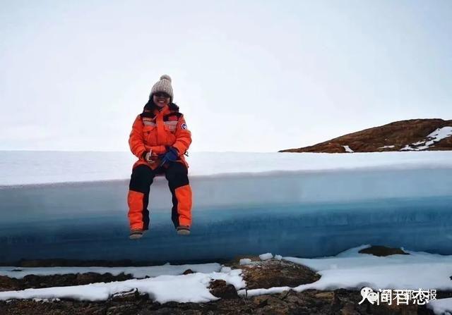武汉女教师滞留南极 祖国这样接她回家
