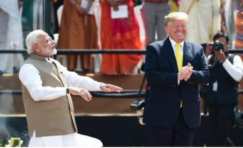 白宫取关印度总理莫迪 消息人士:这是标准做法