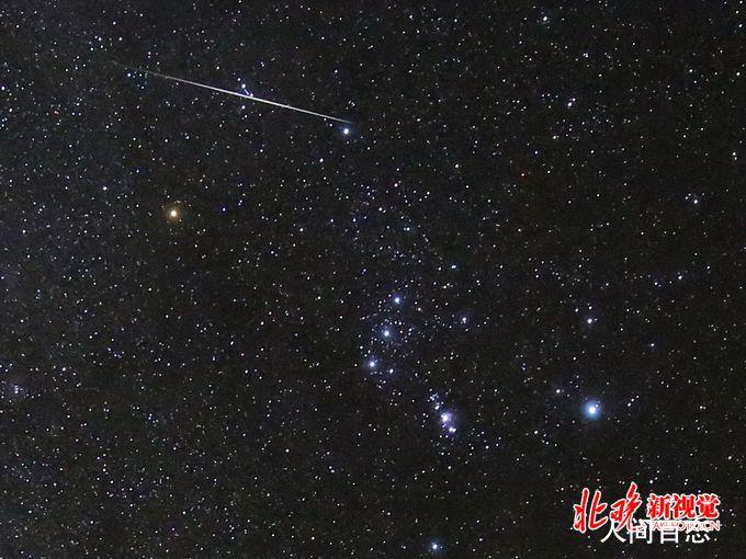 5月将有流星雨和两次双星伴月 凌晨是宝瓶座流星雨的最佳观测时段