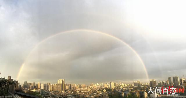 成都彩虹 来围观朋友圈上演晒图大赛