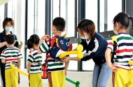 重庆幼儿园6月2日起陆续开学 家长可自愿选择幼儿是否来园