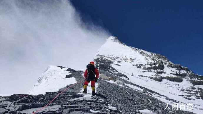 为什么非要人力给珠峰测身高 中国的技术才是硬核