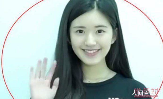 赵露思18岁试镜视频 赵露思初中照片
