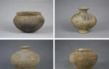 三门峡发现600多座古墓葬 出土各类器物两千余件