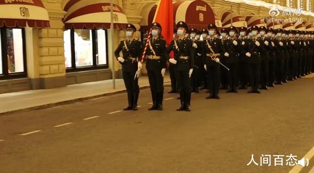 中国军人红场彩排唱喀秋莎 喀秋莎是一首二战时苏联经典歌曲