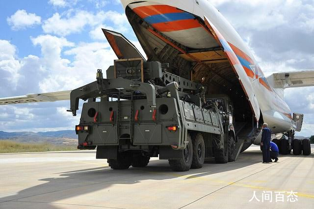 美国议员建议买S400 以打破两国关系由此造成的僵局