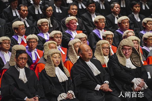 英国威胁停止向香港派遣法官 称:国安法影响到香港法院的独立性
