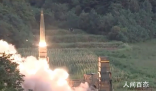 韩国试射新型弹道导弹 最大射程为800公里
