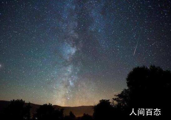 英仙座流星雨12日光临地球 每小时预计会有110颗左右的流星洒落夜空