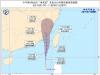 今年第6号台风米克拉生成 距离福建省厦门市偏南方向约540公里