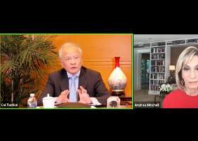 崔天凯:中美关系处于关键时刻 具体什么情况怎么回事