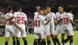 塞维利亚淘汰曼联 第6次打入欧联杯决赛
