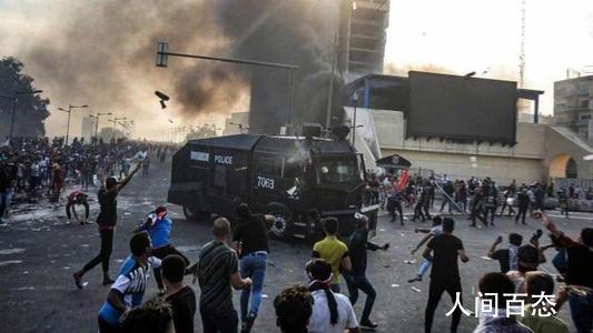 英国外交车辆在伊拉克遇袭 被简易爆炸装置袭击但没有人员伤亡