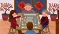 今日财神方位打麻将2020是在哪个方位 打麻将的运气与自己坐的位置有关