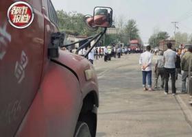 河南幼儿园接送车与大货车相撞 教育局已介入前述事件