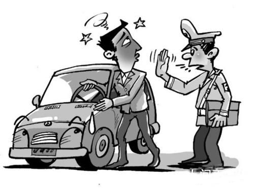 醉驾挪车9米被处罚 将交警支队告上法庭