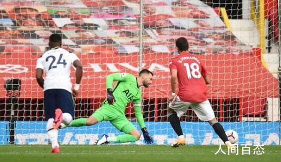 曼联1比6热刺 马夏尔因为报复打人被红牌罚下成为比赛转折点