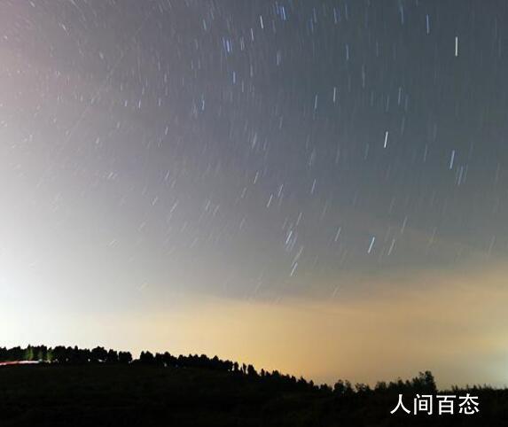 十月天龙座流星雨8日光临地球 每小时天顶流量预估在10颗以上