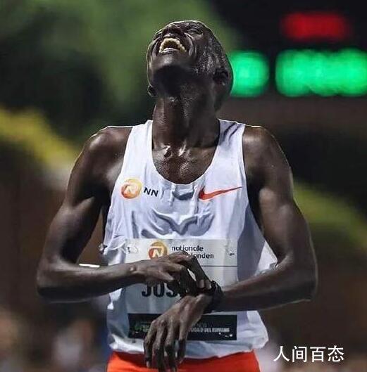 男子10000米世界纪录告破 以26分11秒00打破
