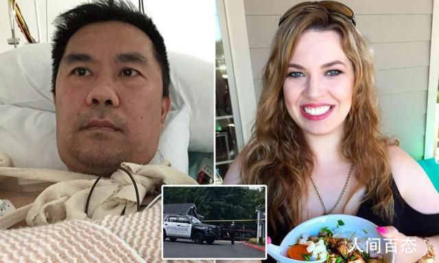 美华裔男子身中9枪没死 遭前妻买凶杀人