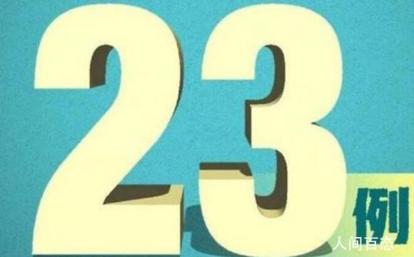 新疆新增23例确诊 均为无症状感染者转确诊