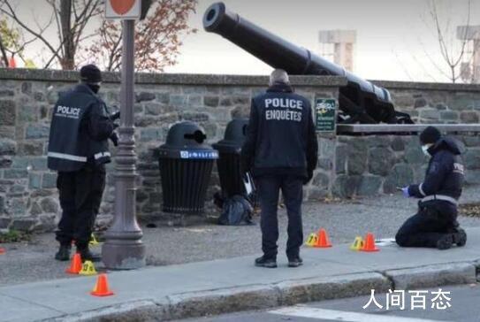 加拿大发生刀袭案致2死5伤 一名嫌犯于11月1日凌晨被捕