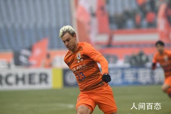 鲁能球员格德斯称愿入籍中国 想一直留在中国踢球