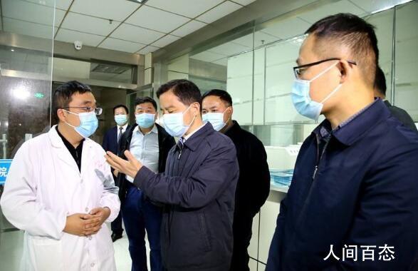安徽颍上县城将全员核酸检测 阻断疫情传播渠道