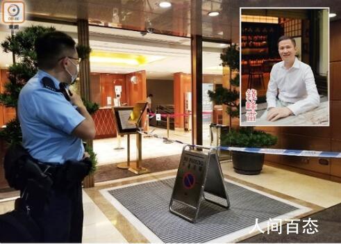内地富豪在香港遇袭 钱峰雷是谁个人资料介绍