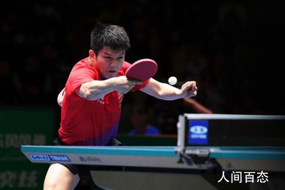 2020男乒世界杯樊振东夺冠 以4:3战胜队友马龙
