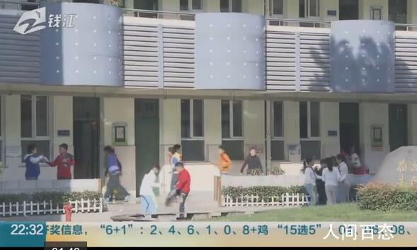 杭州家长们建了个校服共享群 培养孩子们的环保理念