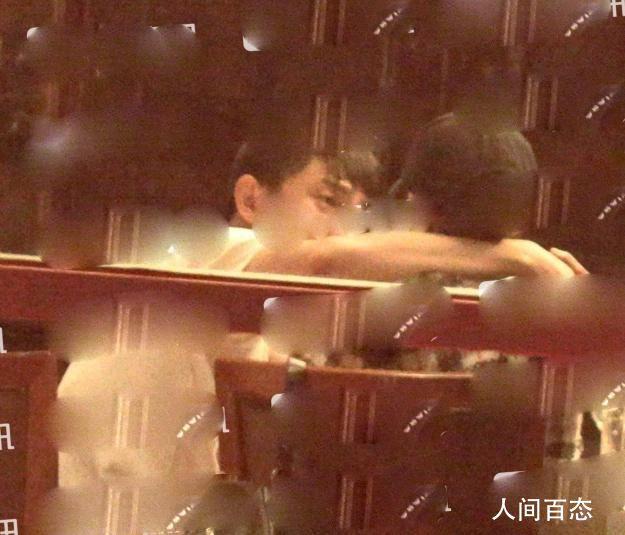 林更新盖玥希恋情疑曝光 二人举止颇为亲密
