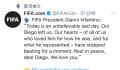 国际足联哀悼马拉多纳去世 家中突发心梗去世享年60岁