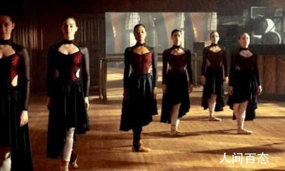 Netflix《美丽舞者》暗黑上线 影评人:不想让孩子学芭蕾