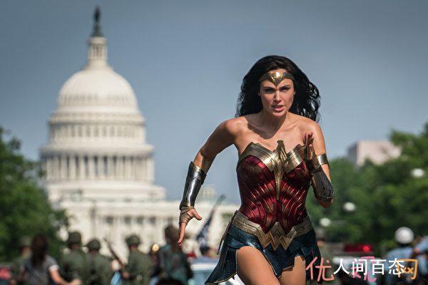 《神奇女侠1984》影评 一流英雄片也是优秀剧情片