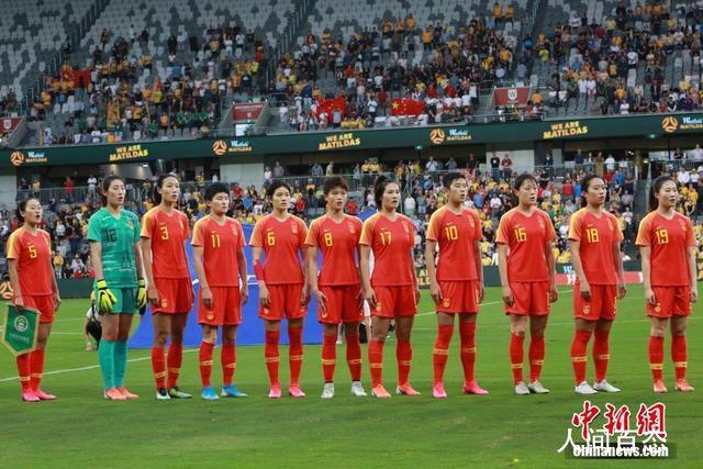 中国女足年终排名亚洲第三 排名世界第15