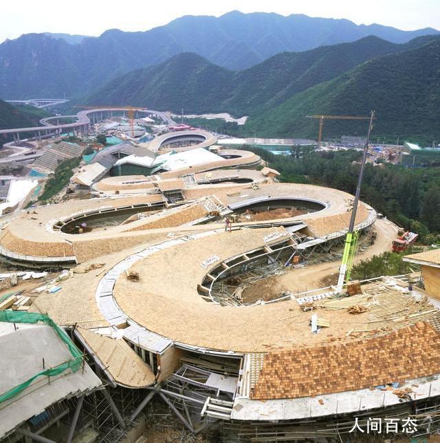 北京冬奥会四大场馆今天全面完工 山林场馆蓝图变为现实