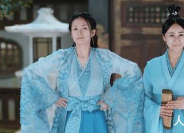 《上阳赋》章子怡少女装扮遭吐槽 章子怡与张雪迎什么关系