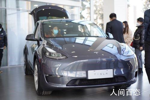 特斯拉首次回应Model Y降价 并非降价国产版本是首销
