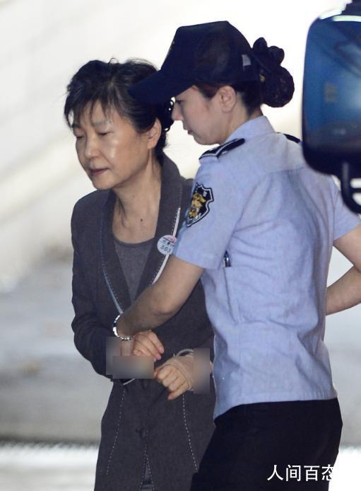 朴槿惠密切接触新冠患者将检测 其将住进专门医院接受治疗
