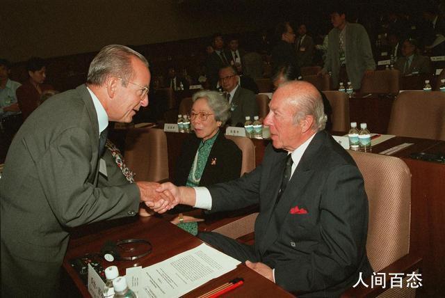 美前国务卿舒尔茨逝世 享年100岁
