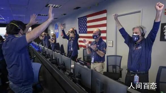 美国毅力号火星车成功登陆火星 为调查火星是否曾经有生命存在踏出重要一步